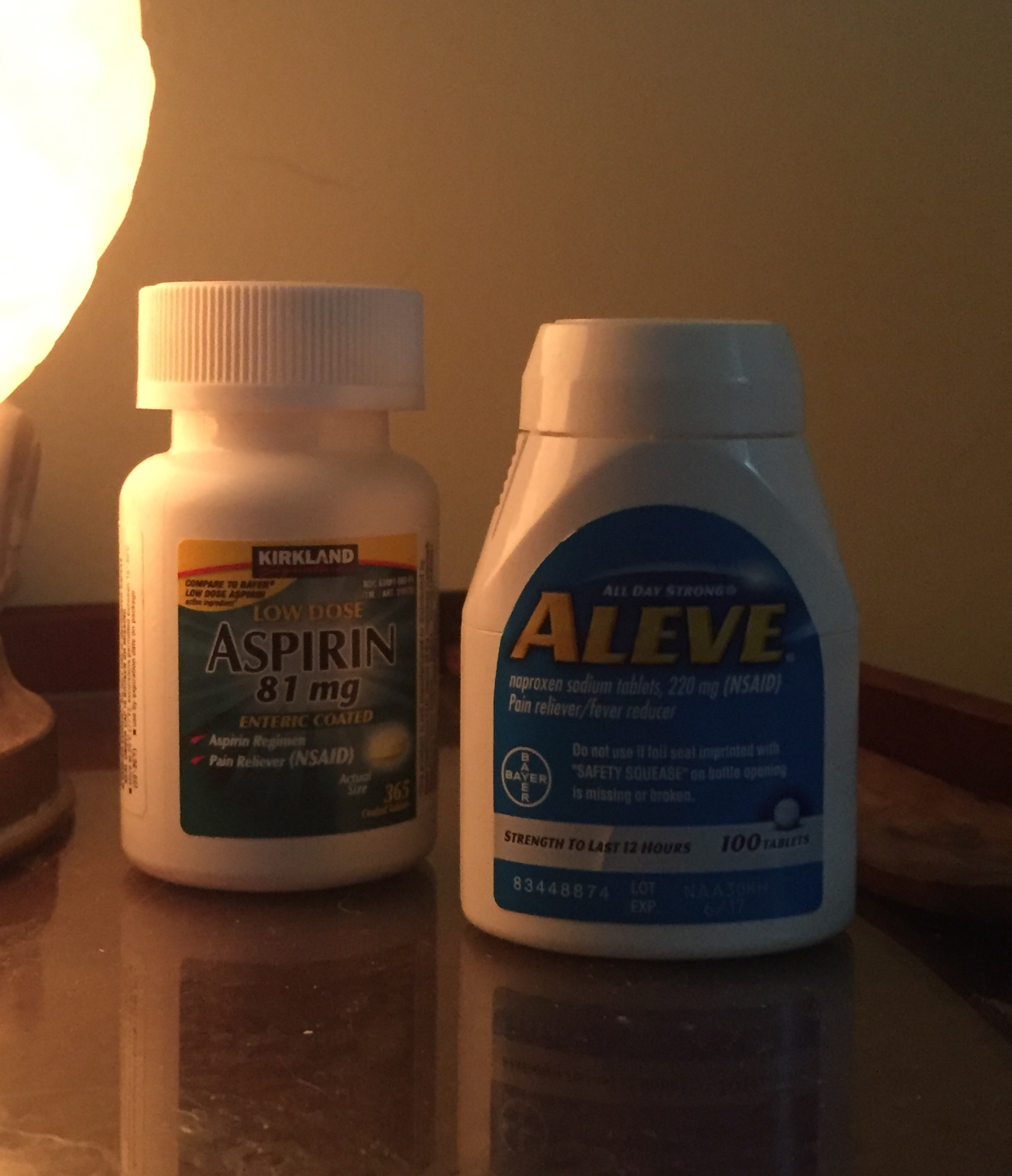 Aleve Side Effects Stomach Pain